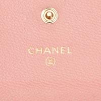 Chanel Kalf Leren Coin Pouch