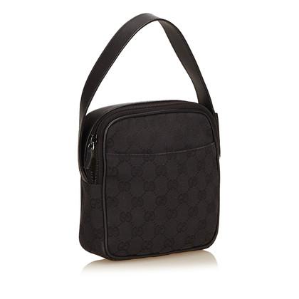 Gucci Guccissima Jacquard Handtasche