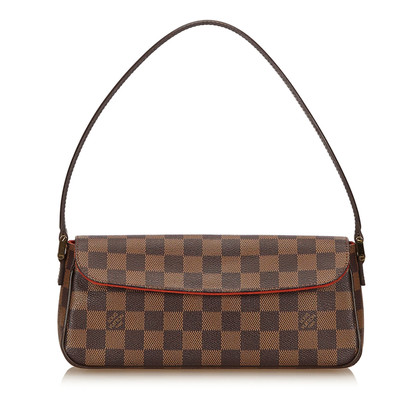 "Louis Vuitton ""Recoleta"" Damier Ebene"