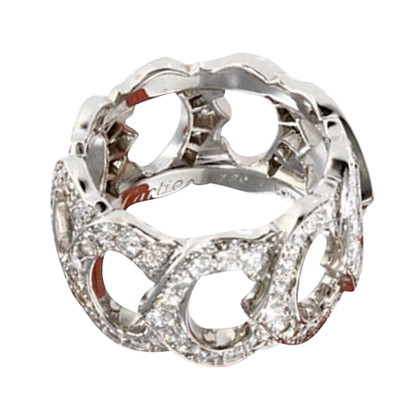Cartier Ring with diamonds