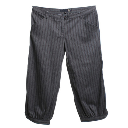 Just Cavalli 3/4 trousers with stripes