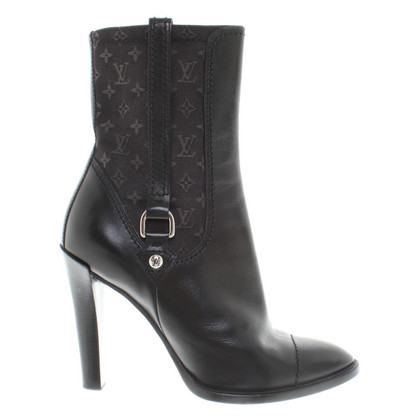 Louis Vuitton Boots in zwart