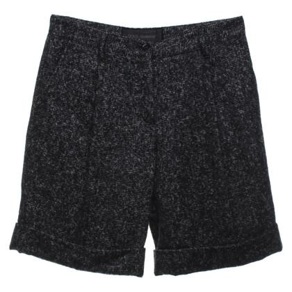 Dolce & Gabbana Shorts in black