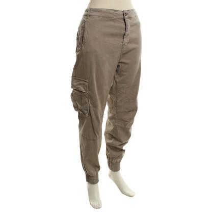 Twin-Set Simona Barbieri Cargo pants in beige