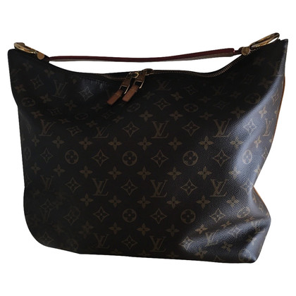 "Louis Vuitton ""Sully MM Monogram Canvas"""