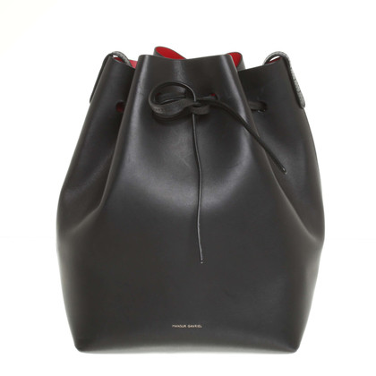 Mansur Gavriel Pouch in black