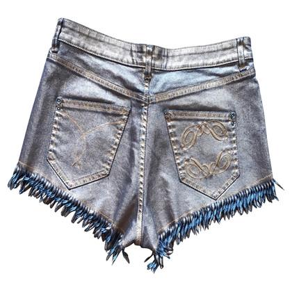 Patrizia Pepe Rosa Shorts
