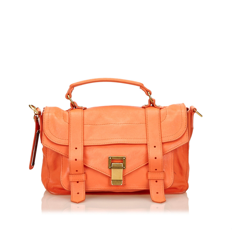 Proenza Schouler Leder Tiny PS1