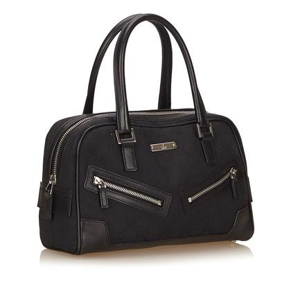 Gucci Jacquard Handtasche