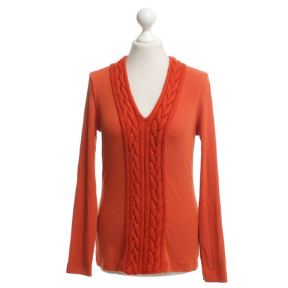 Riani Pullover in Orange