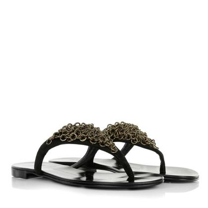 Giuseppe Zanotti Sandals in black