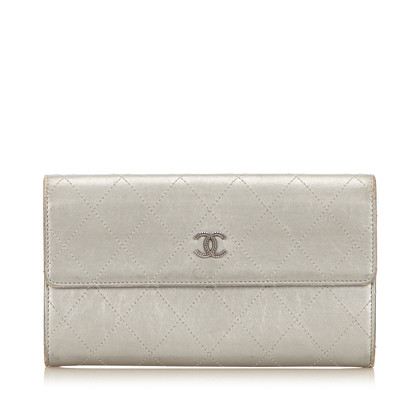 Chanel Matelasse Long Wallet