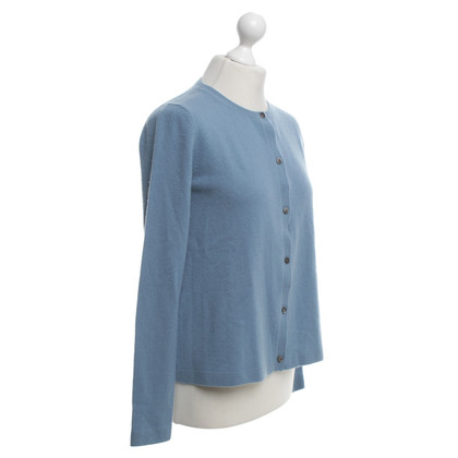 Allude Cardigan in blue