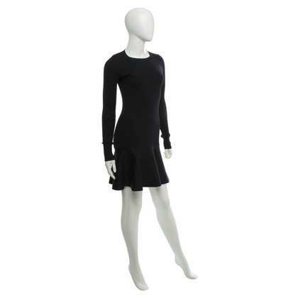 Stella McCartney Knit dress in dark blue