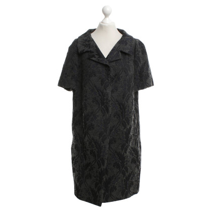 Marni Short sleeve coat with pattern