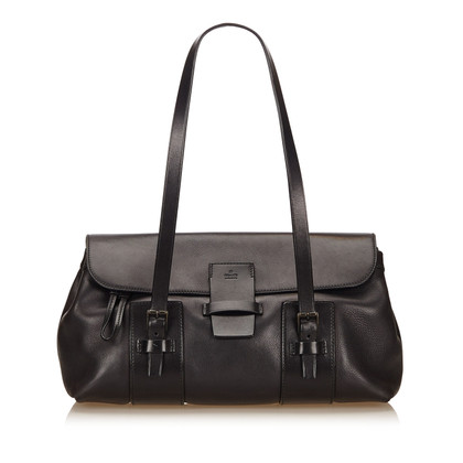 Gucci Guccissima PVC Shoulder bag