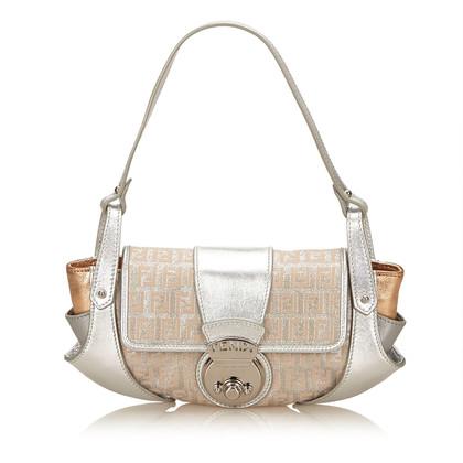 Fendi Zucca Handbag