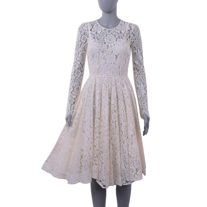 Dolce & Gabbana Dress made of cordonet lace
