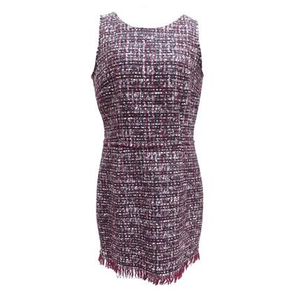 Dolce & Gabbana Woolen dress in Multicolor