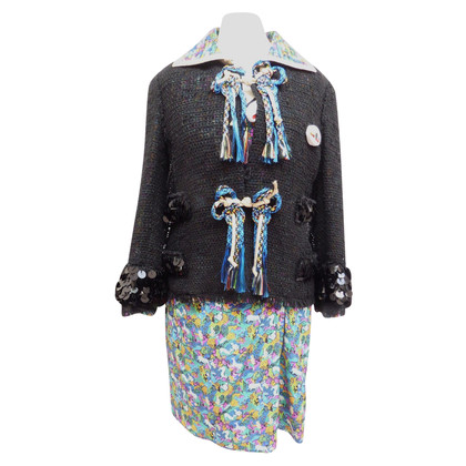 Marc Jacobs Silk dress with jacket