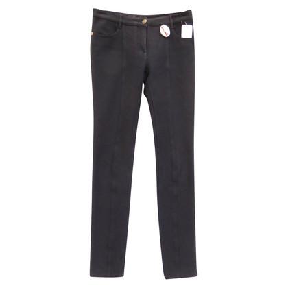 Chanel Pantaloni con le gambe strette