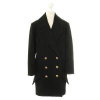 Isabel Marant Oversized jacket in anthracite