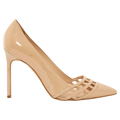 Manolo Blahnik pumps in patent leather