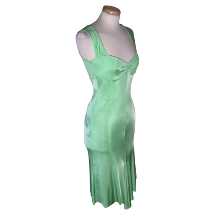Versace Robe en vert