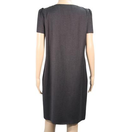 Moschino Woolen dress in grey