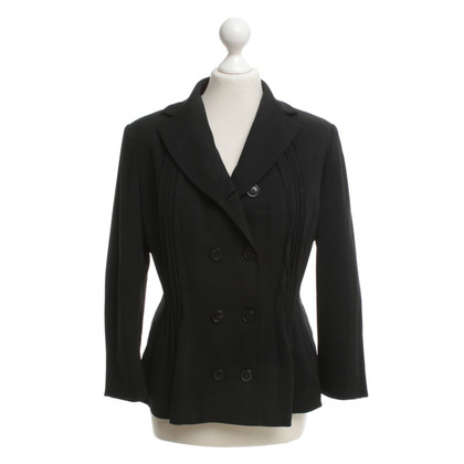Wunderkind Blazer in Black