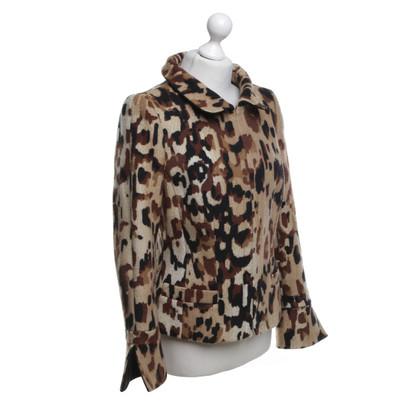 Escada Short jacket with pattern