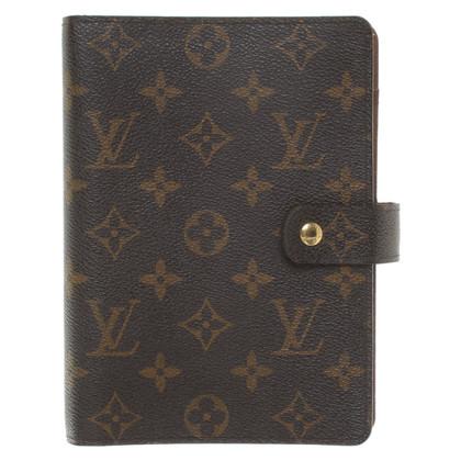 """Louis Vuitton """"Agenda Fontcionnel Monogram Canvas"""""""