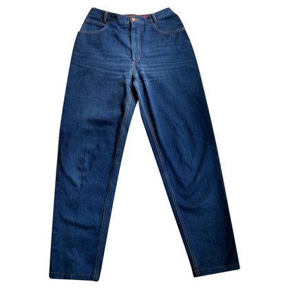 Burberry Boyfriend Jeans in Blauw