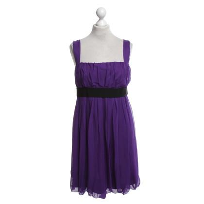 Dolce & Gabbana Jurk in Purple