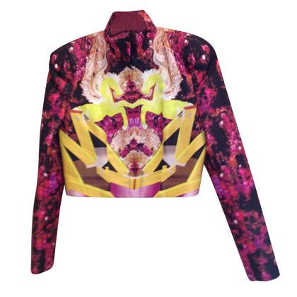 Mary Katrantzou Colorful short jacket