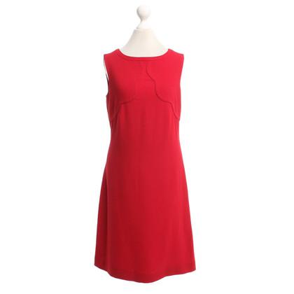 Hobbs Nauwsluitend jurk in rood