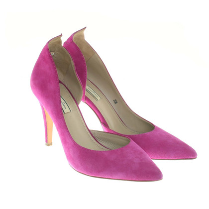 By Malene Birger pumps Suede