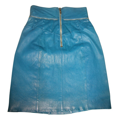 Matthew Williamson Leren rok van Matthew Williamson