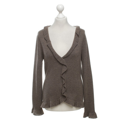 Other Designer Philo-Sofie - Cardigan with ruffles