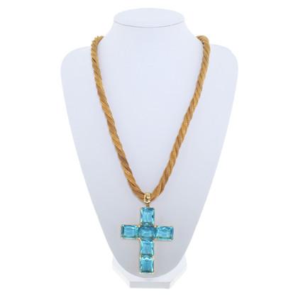 Valentino Chaîne avec croix