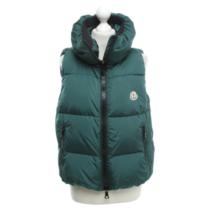 Moncler Vest in dark green