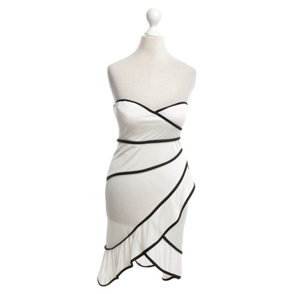 Armani Dress with piping