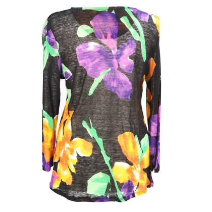 Ralph Lauren Linen sweater with pattern