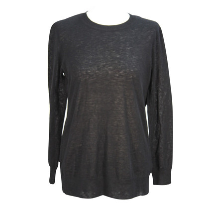 All Saints Cashmere sweater in black