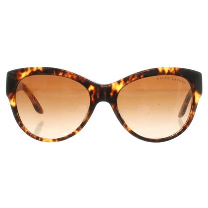 Ralph Lauren occhiali da sole di tartaruga