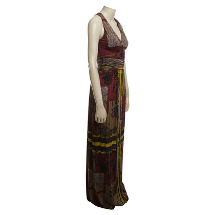 Etro Maxi dress with pattern