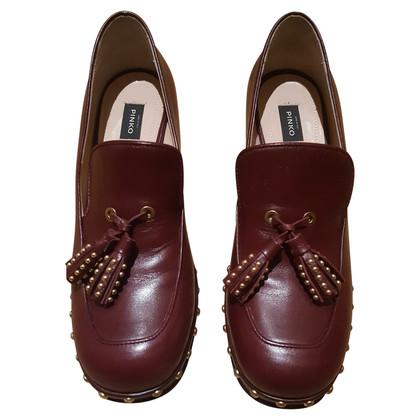 Pinko moccasins