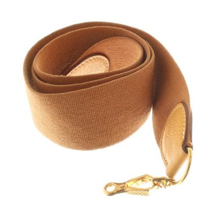 Hermès Shoulder strap in cognac