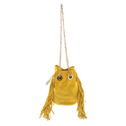 Coccinelle Suede shoulder bag