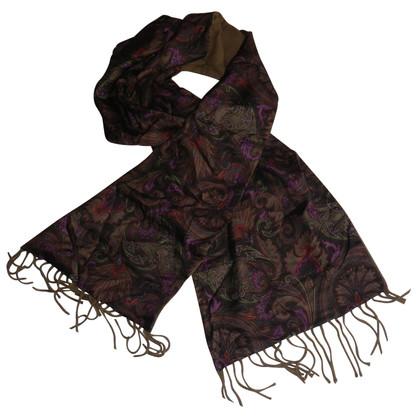 Etro kasjmier en zijden sjaals